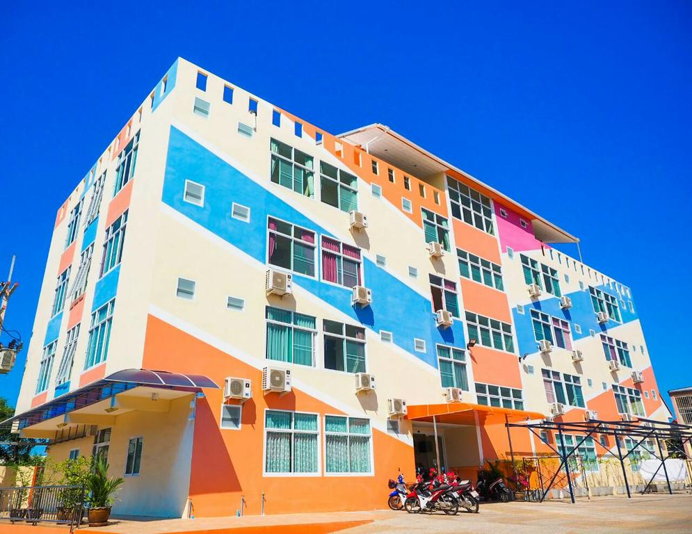 Review Hotel : Wansiri Mansion Di Songkhla
