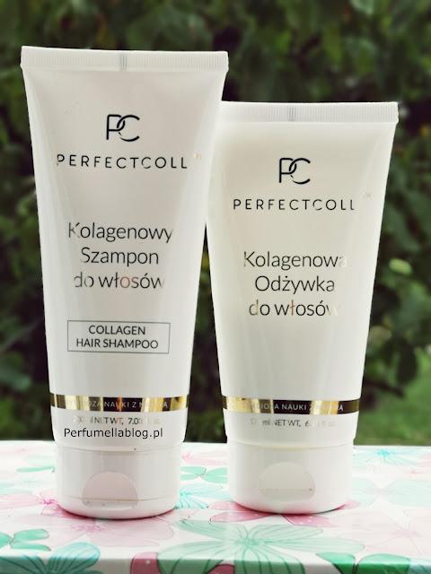 perfect coll kolagenowe kosmetyki do włosów recenzja