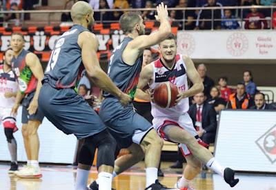 ING Basketbol Süper Ligi - Gaziantep Basketbol - Pınar Karşıyaka