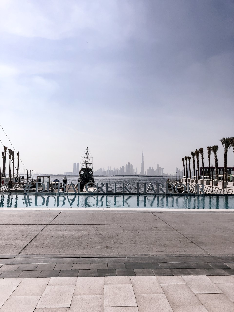 The Most Instagrammable Places in Dubai - Dubai Creek Harbour
