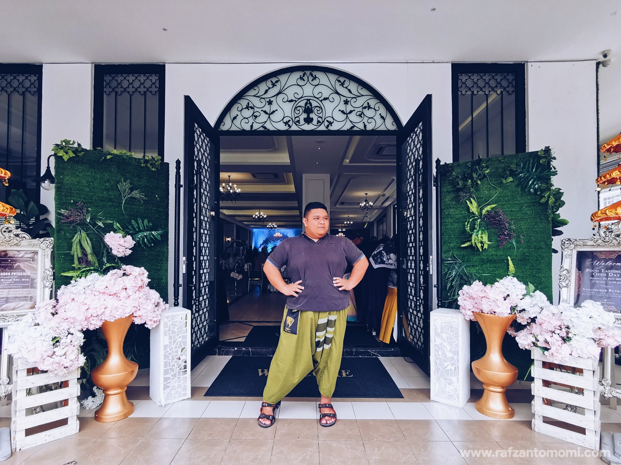 Food Tasting & Open Day Ambassador Putrajaya - 22 September 2019