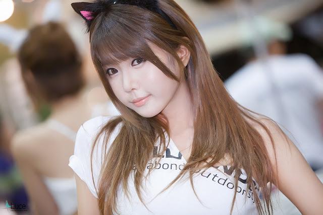 Model Cantik Korea Heo Yun Mi