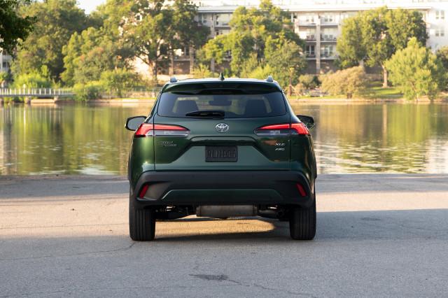2022 Toyota Corolla Cross Review
