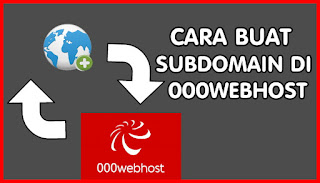 Tutorial Cara Membuat Subdomain Website di 000webhost