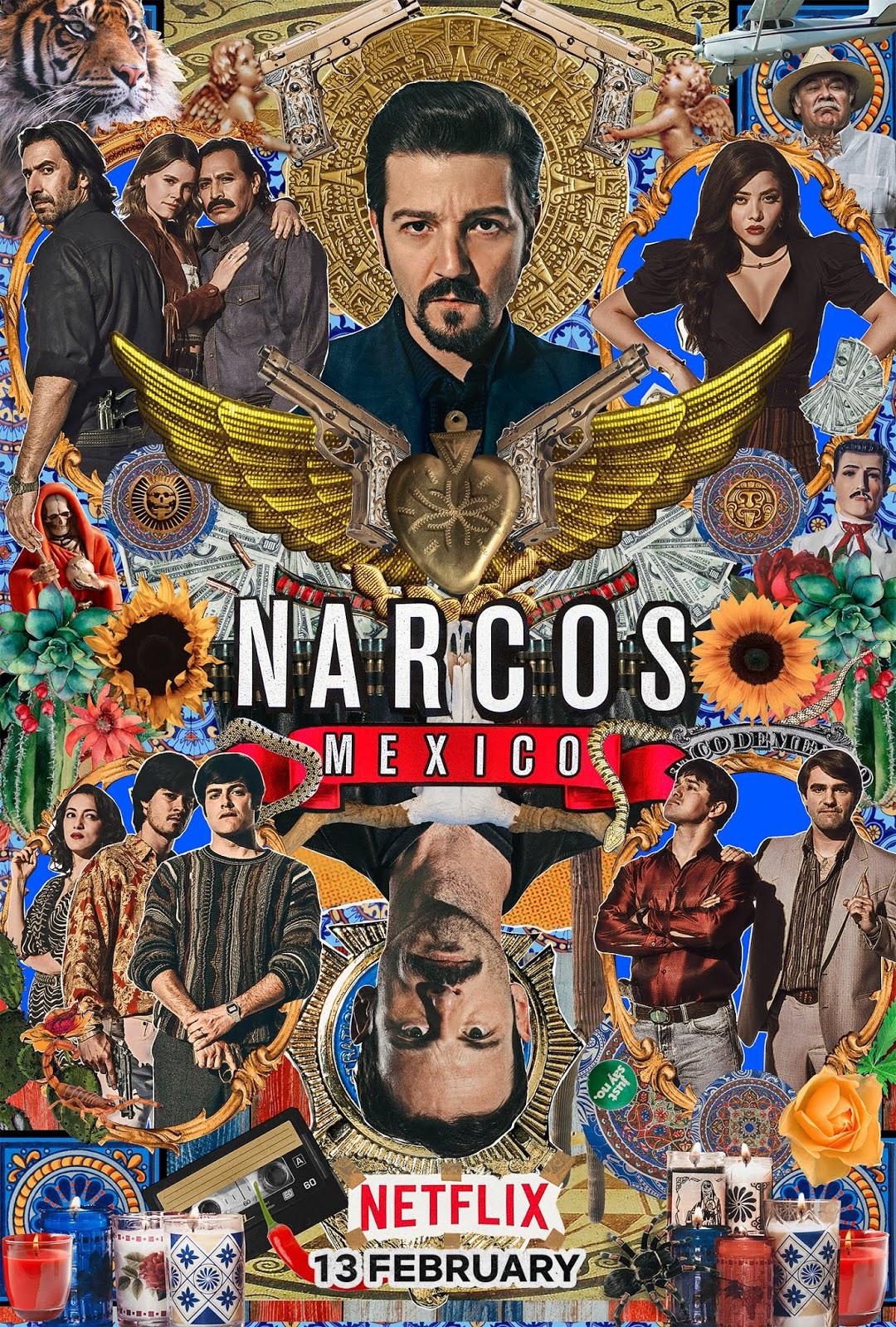 Phim Trùm Ma Túy Mexico 2 - Narcos Mexico Season 2