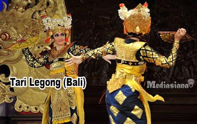 Tari Legong (Bali)