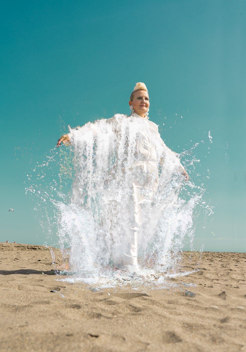 I Am a Fountain in the Desert