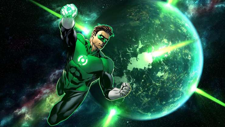 HBO Max are Working on Live-Action series based on DC Comics Intergalactic Police Force knows as Green Lantern Corps