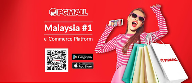 PG mall online shopping platform in Malaysia  review