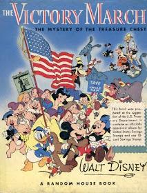 Los dibujos animados van a la guerra