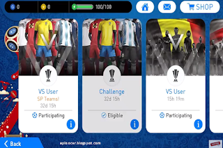 Download Human Foot 2018 Mobile V2.3.1 Spell The World Cop Carte Modern Android Apk + Obb [ All Master Logos In Addition To Kits ] 3
