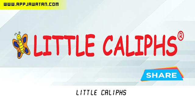 Jawatan Kosong di Little Caliphs