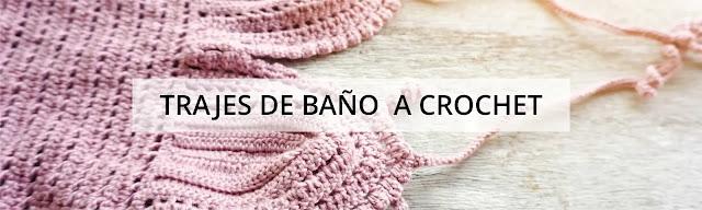 [Ropa y Accesorios] Trajes de Baño a Crochet