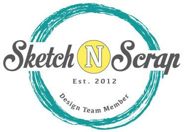 Sketch N Scrap Sketch Artist and Design Team Member