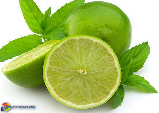 Lime as Natural Remedies For Thinning Female Hair