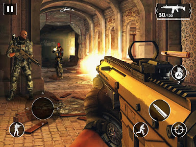 Modern Combat 5 eSports FPS Mod Apk for Android Terbaru