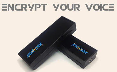 Jackpair - encrypts your voice