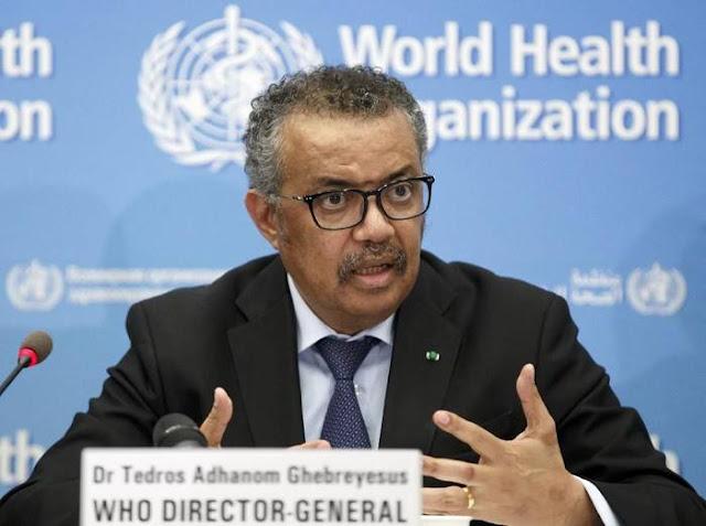 WHO: Kesalahan Fatal Jika Ada Negara Mengira Bisa Bebas Virus Corona