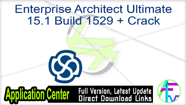 Enterprise Architect Ultimate 15.1 Build 1529 + Crack