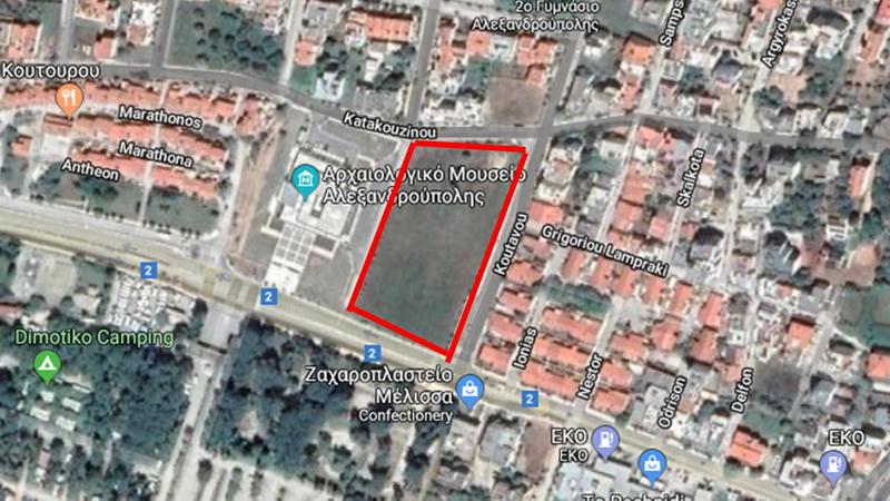 1.300.000 ευρώ για νέα γήπεδα τένις στην Αλεξανδρούπολη