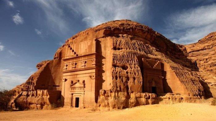 Kota Kaum Tsamud (Umat Nabi Saleh) Menjadi Situs Warisan Dunia UNESCO