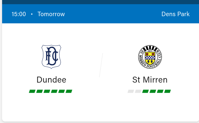 Dundee vs St Mirren Football Preview and Predictions 2021