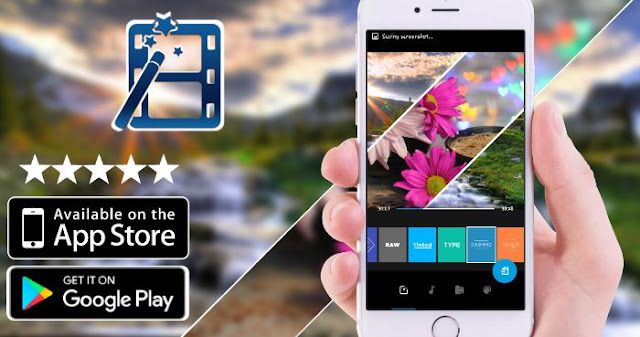 Quik video editor for android and iOS