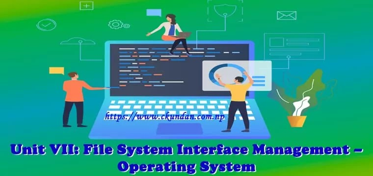 File System Interface Management – Operating System