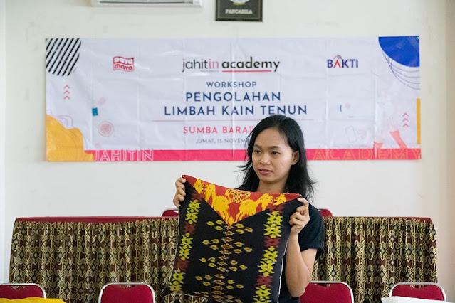 Jahitin Academy dalam Program Dayamaya
