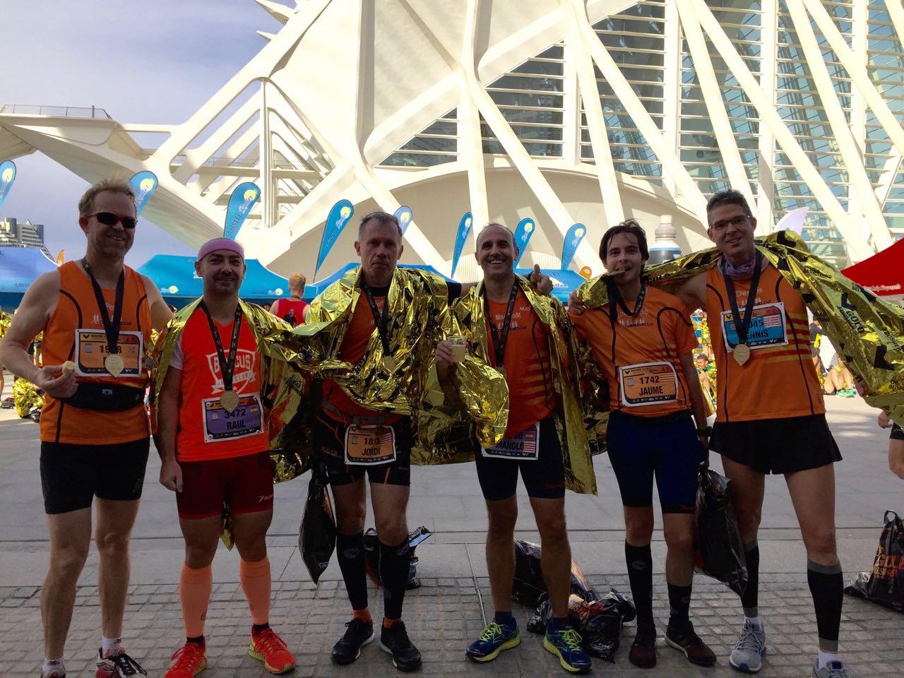 La tortuga holandesa valencia marat n de oro piernas - Carton valencia ...