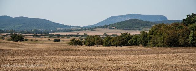 Balatonfelvidék és a Szent-György hegy