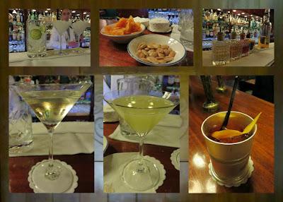 Winter in Zurich - Cocktails at Kronenhalle