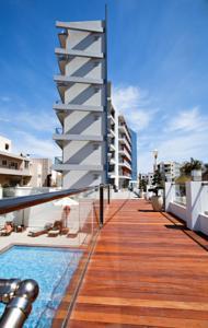 מלון סמירמיס סיטי רודוס יוון