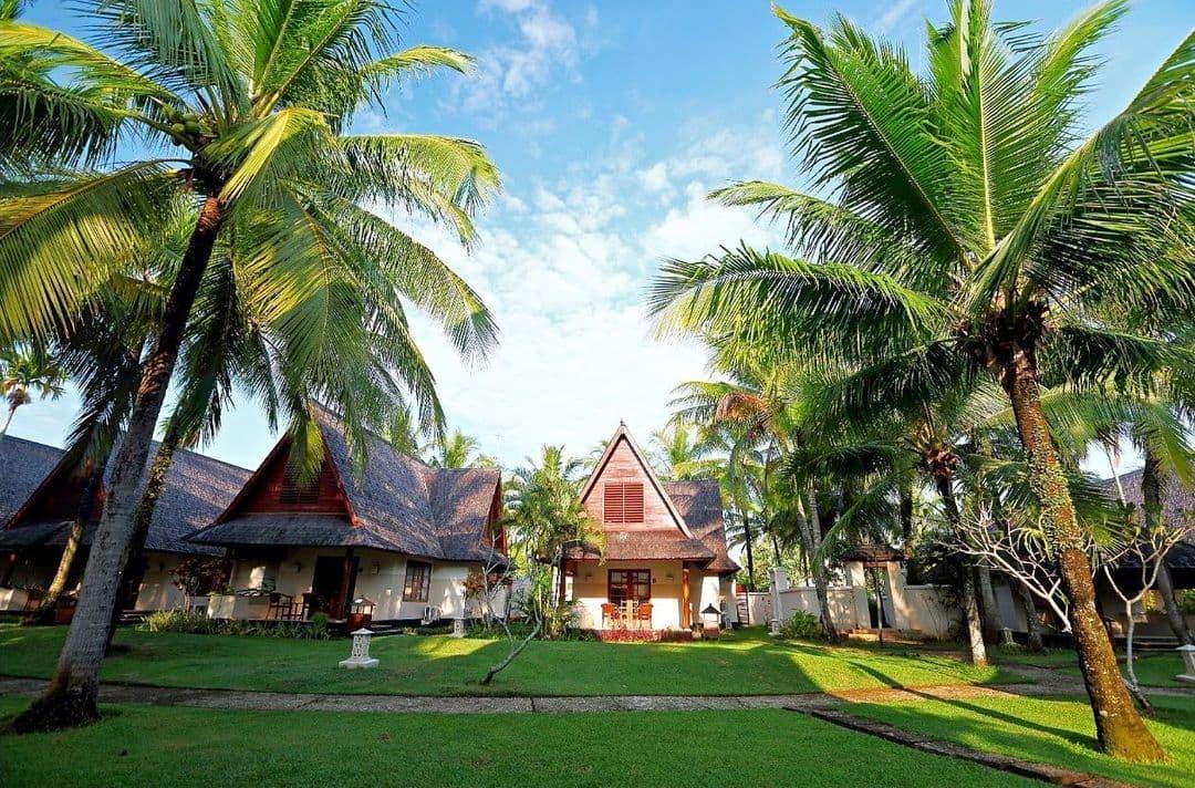 villa & cottage tanjung lesung resort