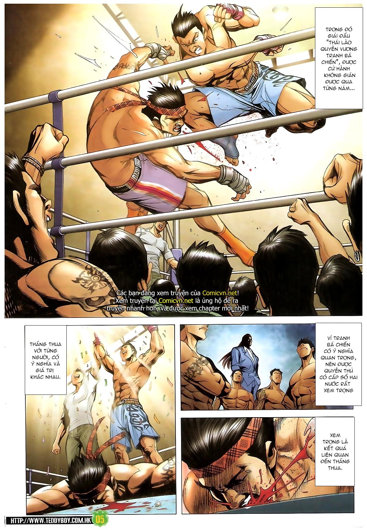 Người Trong Giang Hồ - Chapter 1397: Anh hùng cúi đầu - Pic 4