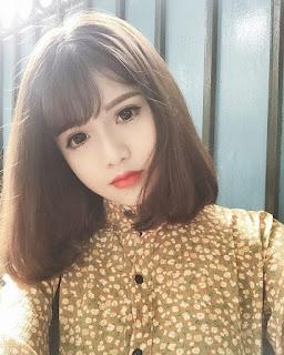 Gái xinh facebook Nguyễn Khánh Huyền