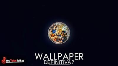 El Wallpaper Definitivo? 81Mpixeles Colores Ocultos de la Luna