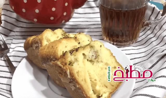 الكيك المالح فاطمه ابو حاتي