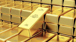 أسعار الذهب تتراجع بسبب تنامي الإقبال على المخاطرة