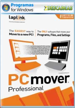 PCmover Professional (2020) Full Español (MEGA)