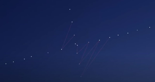 STARlink - STARtrek - The Tholian Web  Invisible%2Blasers%2Bsatellite%2Btrains%2B%25282%2529
