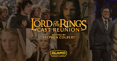 Alamo Drafthouse  Support Local Cinemas Series with THE LORD OF THE RINGS Cast Reunion