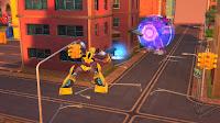 Transformers Battlegrounds Video Game