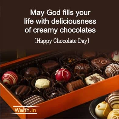Chocolate Day Messages Hindi