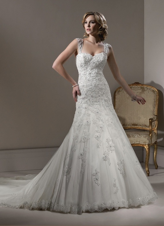 b93f30720cbba Maggie Sottero Wedding Dresses - World of Bridal