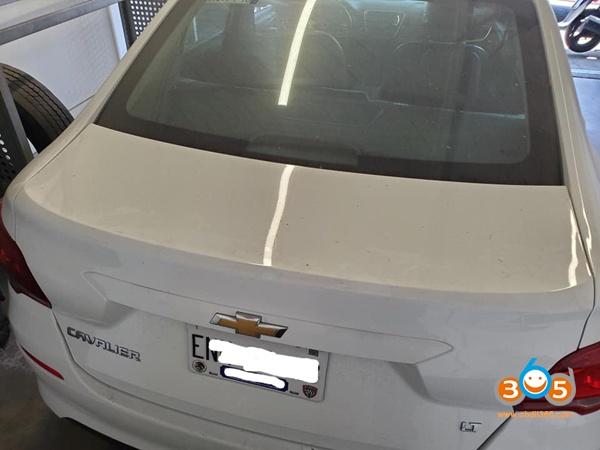 2018 Chevrolet Cavalier 2