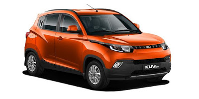 Mahindra KUV 100 Hd Wallpaper