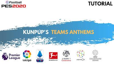 PES 2020 Kunpup Anthem RePack