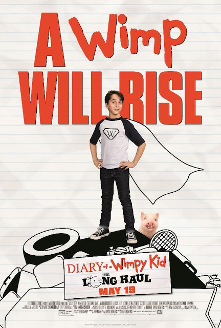 Diary of a Wimpy Kid The Long Haul Review, Diary of a wimpy kid, movies, films, review, books, kids, parenting, kids books