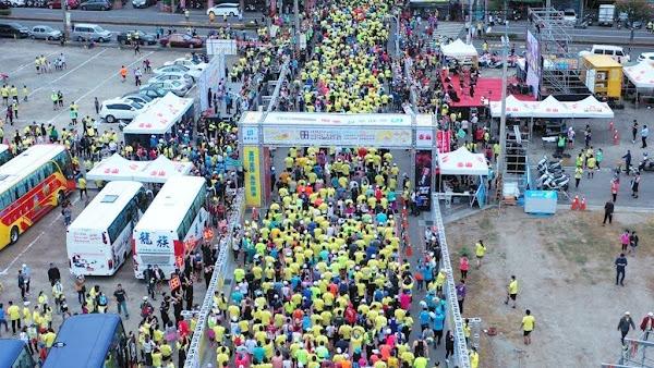 臺灣品牌國際賽網路人氣票選 田中馬拉松勇奪全國第一